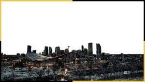 Tazscapes Calgary Landscape City