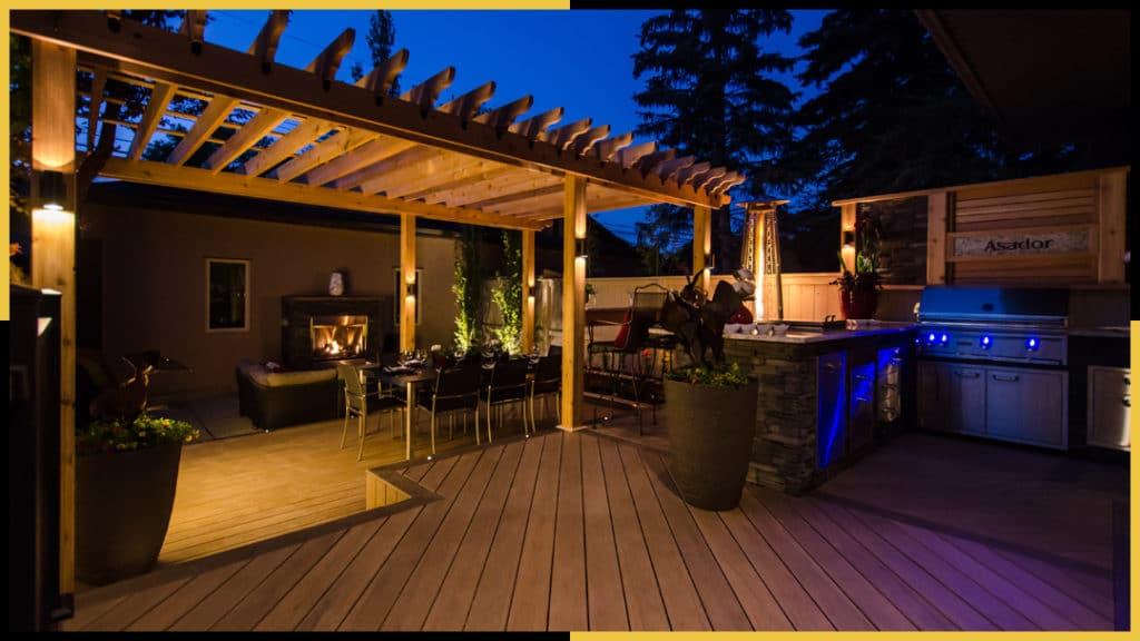 Composite Deck Calgary