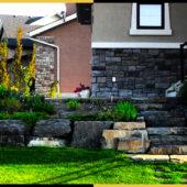 tazscapes-calgary-natural-retaining-wall-front-yard