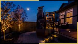 Outdoor Landscape Lighting in Calgary - Landscape Lighting Options