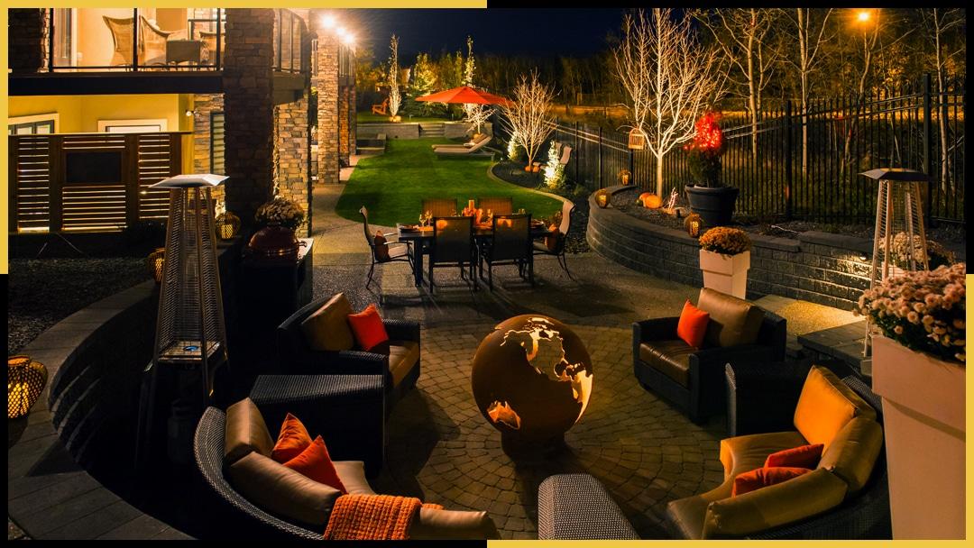 Front Yard & Backyard Landscaping Ideas Calgary