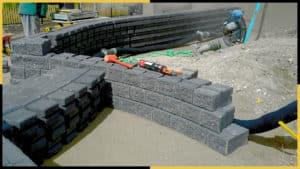 Retaining Walls Calgary Drainage Pipe