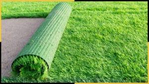 Low Maintenance Yard landscaping calgary fake grass