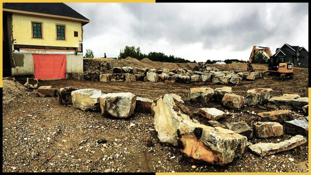 Acreage Landscaping construction